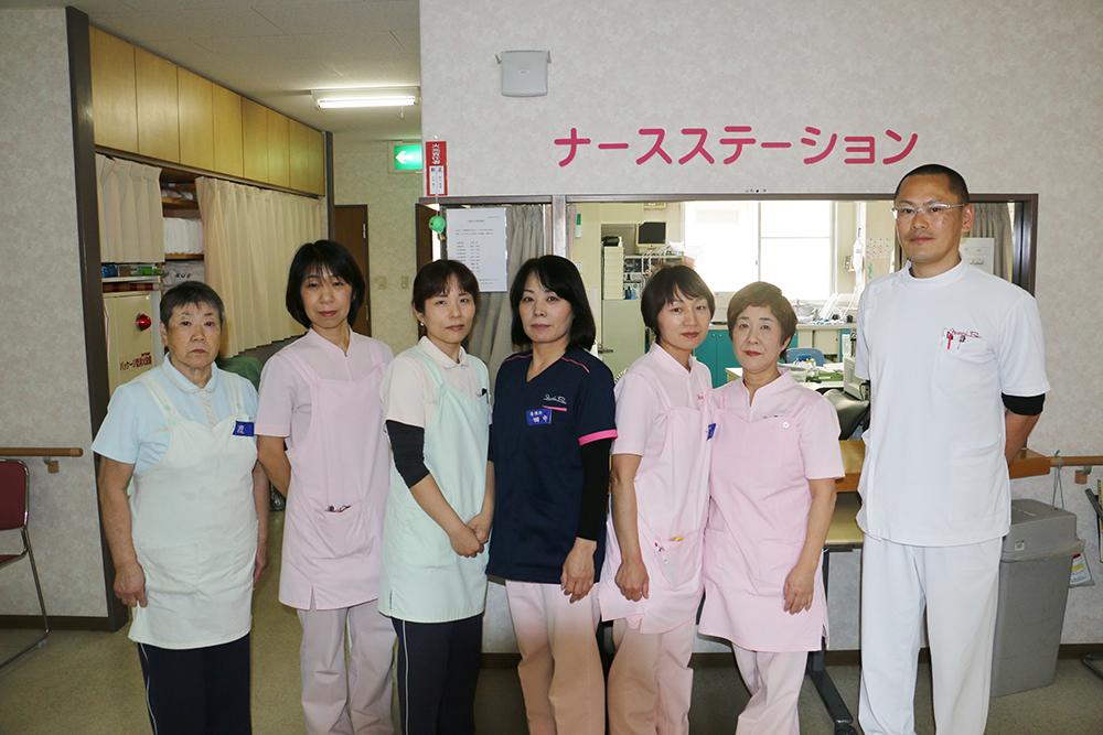 入院スタッフ